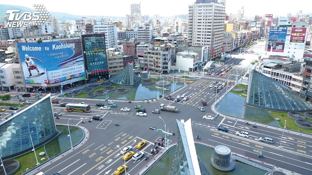 圖/高雄市政府提供 遷移美麗島站玻璃帷幕避光害 葉匡時允3個月評估