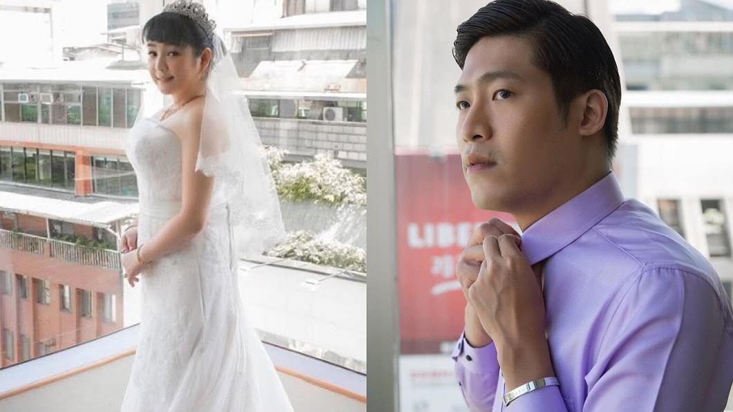 圖/翻攝自凌葳威(謝伊琪)臉書 結婚1年「竟是來幫忙還債的」!酒國名花控尪偷吃爆婚變