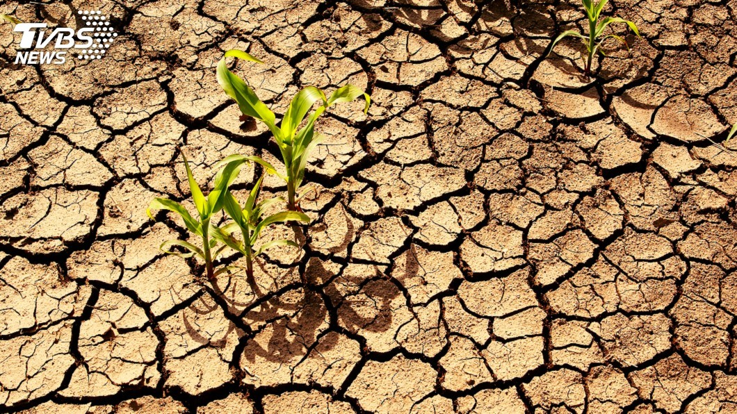 示意圖/TVBS 氣候變遷衝擊 2050年前全球經濟損失恐達241兆元
