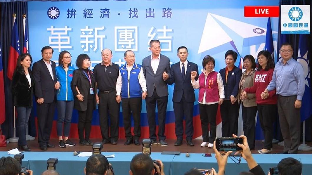 圖/翻攝自中國國民黨 KMT臉書 史雪燕宣布退出! 國民黨不分區僅提31席