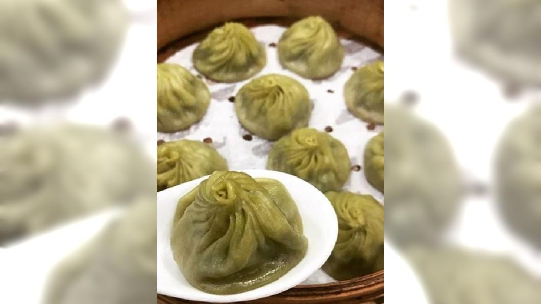 圖/翻攝自hsmpeony IG 來自東方的神秘美味 桂花茶葡萄小籠包