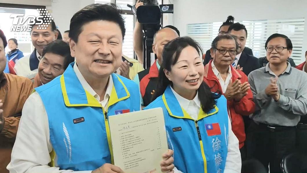 徐榛蔚針對遭國民黨停權1年6個月提出申訴。(圖/TVBS資料畫面) 徐榛蔚遭停權提申訴 考紀會擬1個月內開會討論