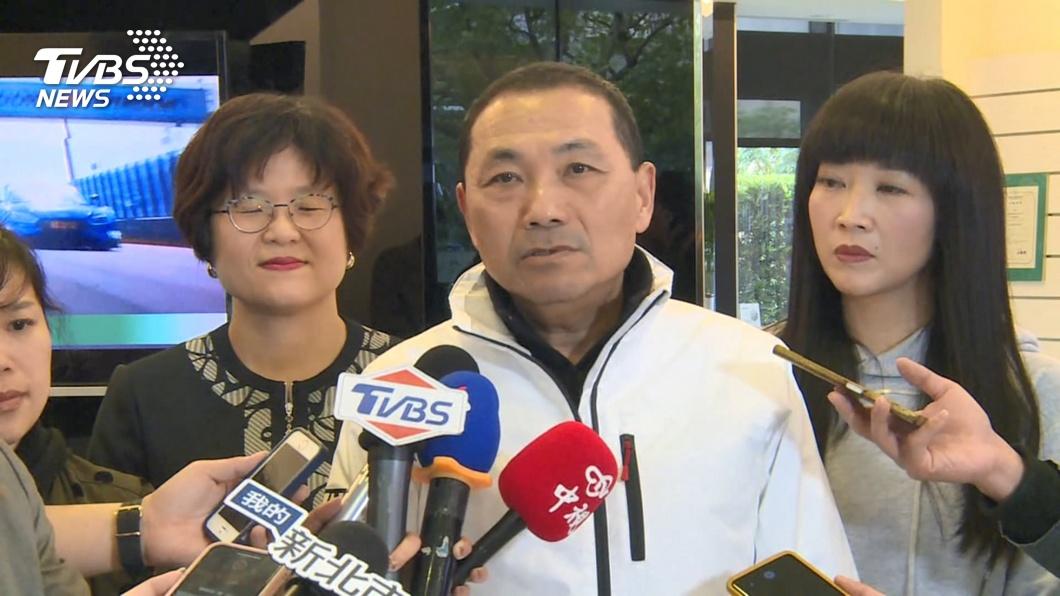 圖/TVBS 外商投資10億建總部 侯友宜拚招商一條龍
