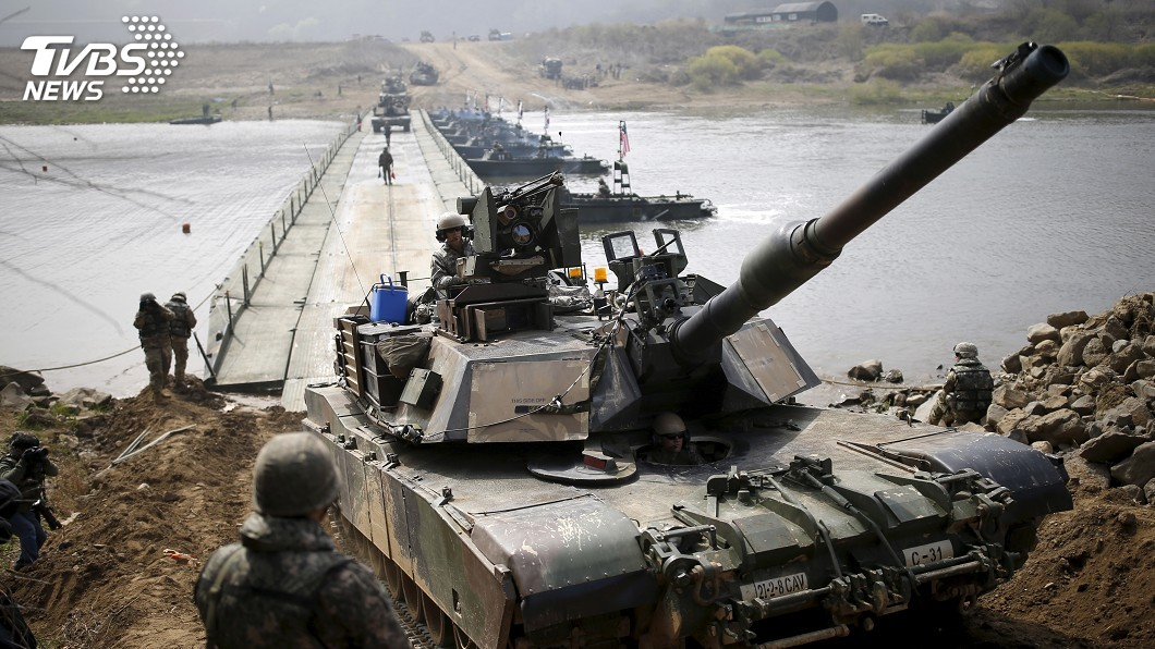 圖/達志影像路透社 美討軍費獅子大開口 南韓轉與中國達成防務共識