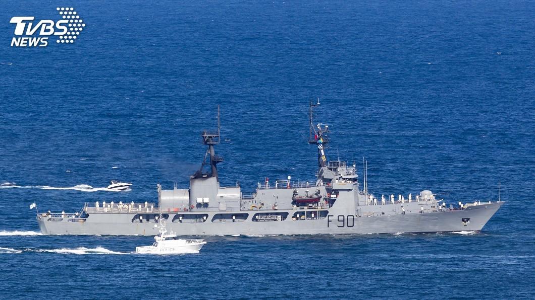 示意圖/TVBS 美國再提供一艘巡防艦 助越南提升海上執法