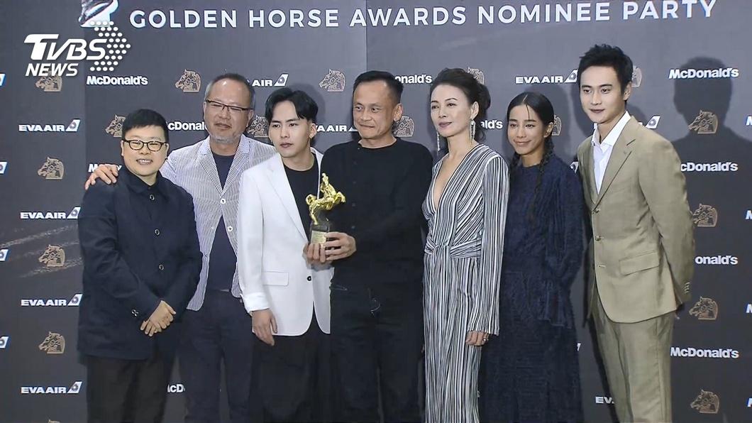 圖/TVBS 金馬獎倒數計時 「陽光」擊敗「返校」奪觀眾獎