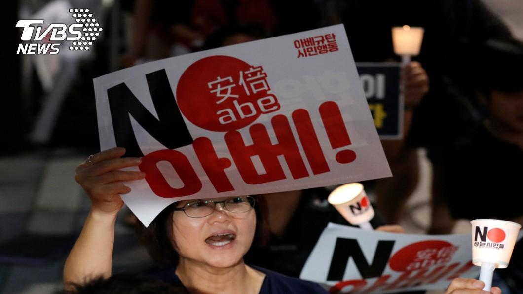 南韓在GSOMIA失效前剎車,恐讓文在寅難以面對國內民意 圖/AP 【觀點】GSOMIA峰迴路轉,日、韓外交危機仍未解