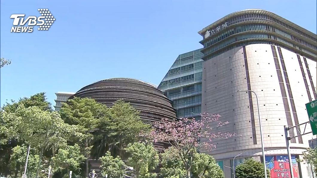圖/TVBS 京華城熄燈改建商辦 商圈寄望重生強勢回歸