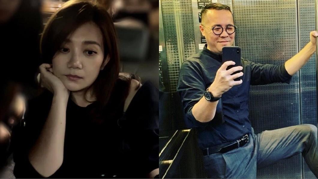 圖/翻攝自梁靜茹臉書、趙元同微博 認了還沒離婚!尪爆雙劈 梁靜茹「接受心理諮商」