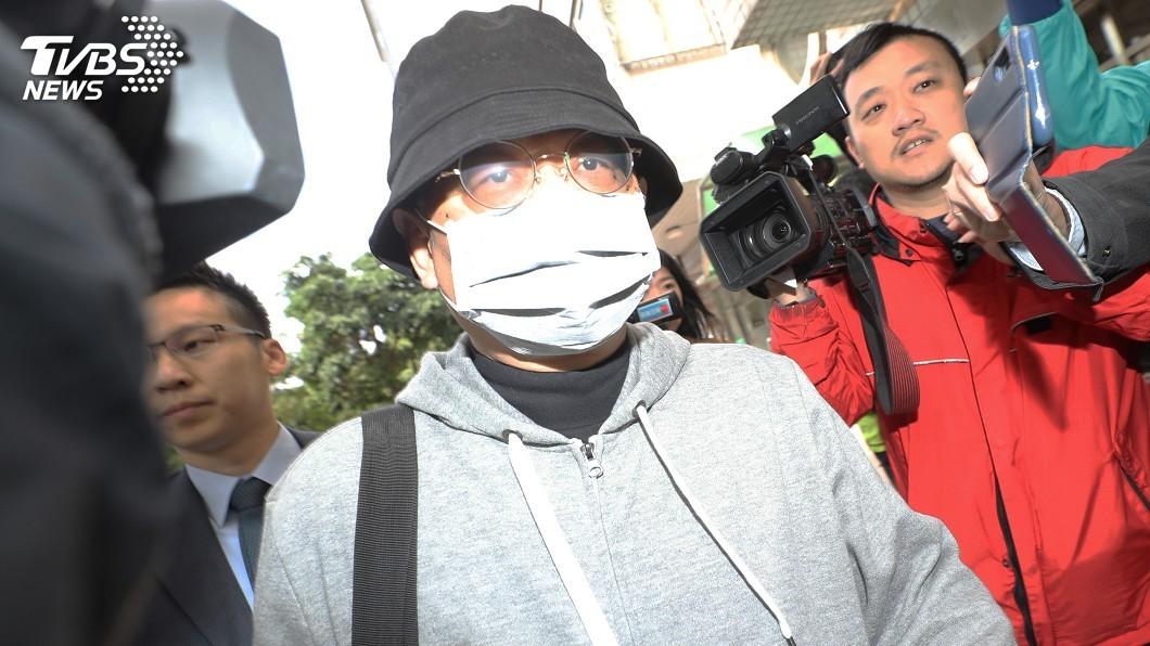 圖/中央社 向心夫婦涉違國安法 北檢調查在台金流