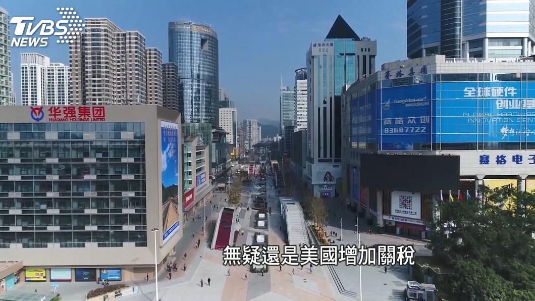 圖/TVBS 華為中興都在這! 直擊貿易戰最前線