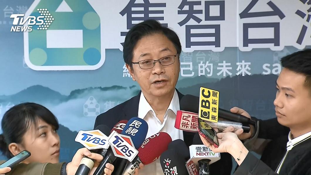 圖/TVBS資料畫面 謝長廷臉書首度回應楊蕙如案 張善政留言交鋒