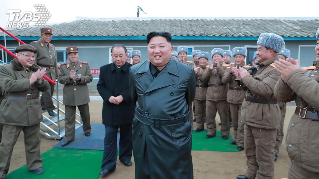 圖/達志影像路透社 火箭試射成功 北韓國營媒體:金正恩非常滿意