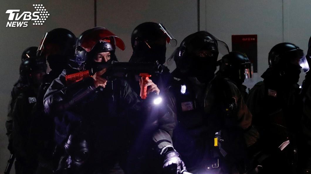 圖/達志影像路透社 港警務處長支持設「檢委會」 查反送中不查警暴