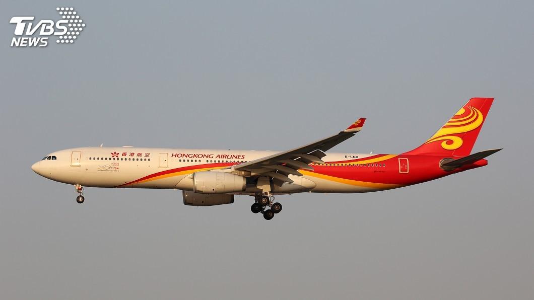 示意圖/TVBS 香港航空延後發薪 稱社會動盪影響營運
