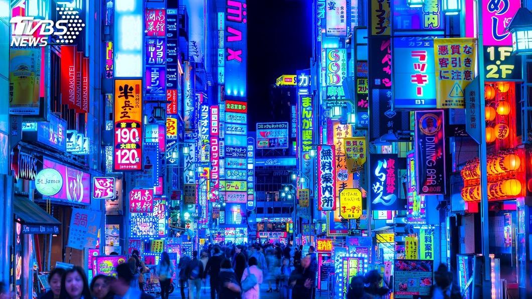 示意圖/TVBS 東京「越夜越美麗」 日本拚夜生活「發大財」