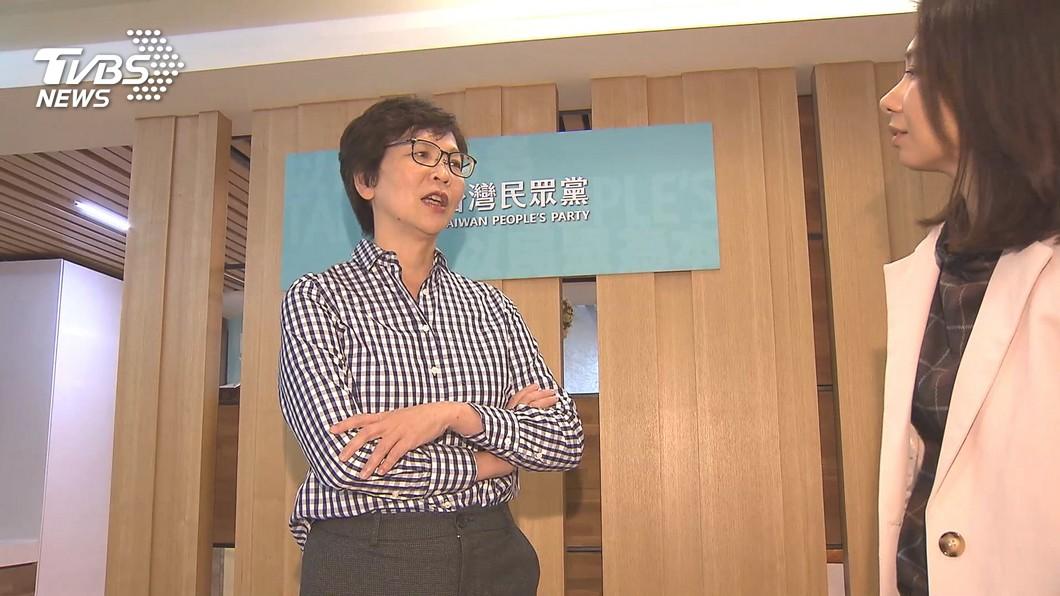 圖/TVBS 吳欣盈、吳怡農、蔡壁如 身價「千萬俱樂部」