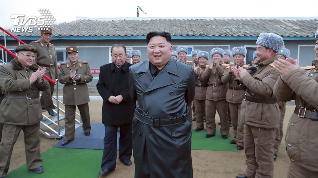 圖/達志影像美聯社 北韓今年13度射飛彈 官媒:金正恩龍心大悅
