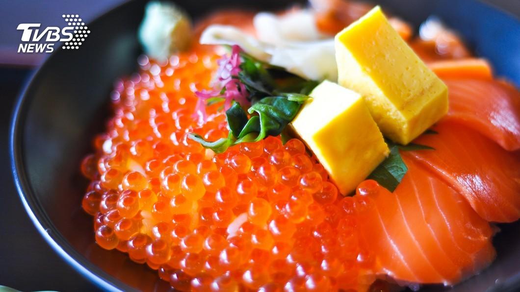 示意圖/TVBS 鮭魚卵是黃色的! 日大學養殖改良救鮭魚危機