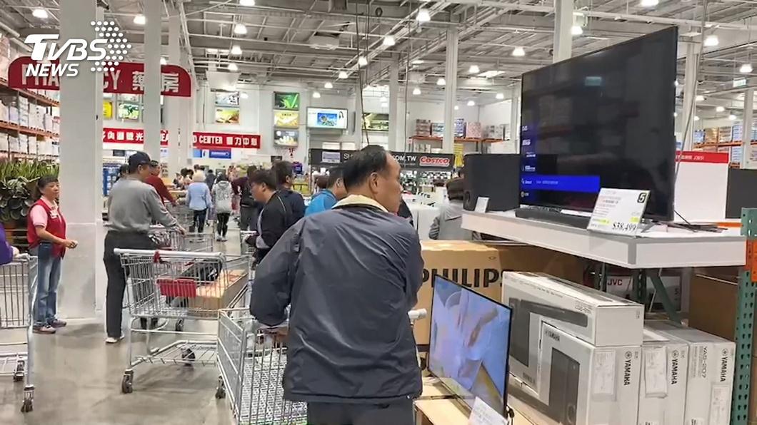 示意圖/TVBS資料畫面 台灣人不再瘋黑色購物節 學者揭4大關鍵