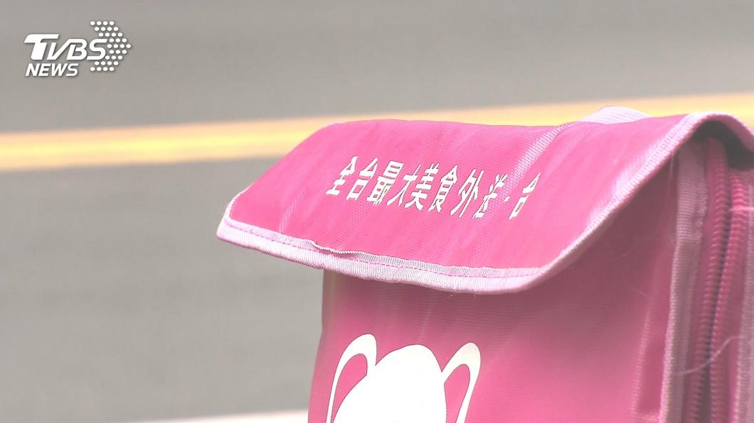 圖/TVBS資料畫面 保障外送員權益 新北擬訂定自治條例