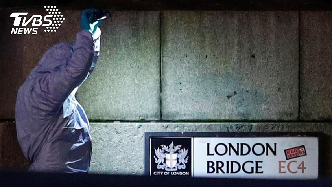 圖/達志影像路透社 倫敦橋恐攻事件 英勇路人其實是殺人假釋犯
