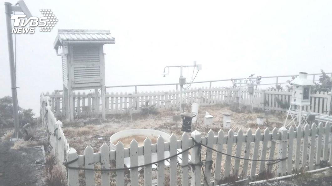 示意圖/TVBS資料畫面 急凍北台灣!冷空氣明晚襲台 中部以北氣溫最低10度