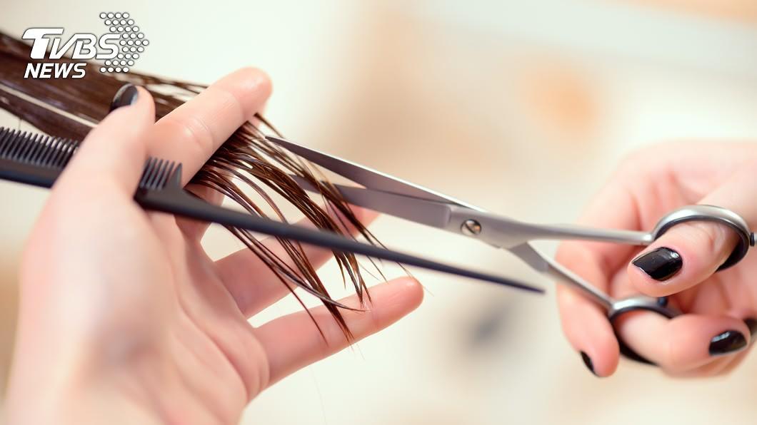 近日大陸四川省資陽市樂至實驗中學發布禁止髮型圖冊。示意圖/TVBS 學校公布13種「禁止髮型」 眾人一看插圖全笑哭