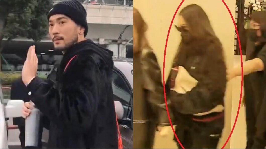 圖/TVBS、翻攝高以翔吧官方微博 女友疑穿「高以翔生前外套」相伴 網淚崩:像還在他懷抱