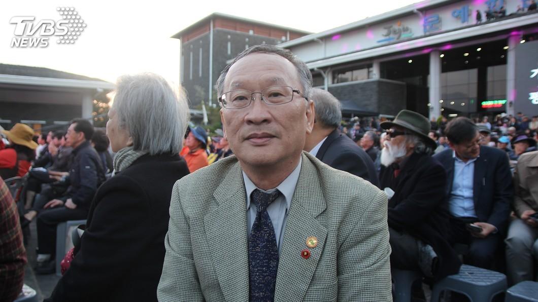 圖/中央社資料畫面 遭控是殺人犯 二二八執行長楊振隆:坦然面對