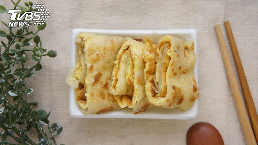 蛋餅是許多民眾早餐愛吃的品項之一。(示意圖/TVBS) 吃哪款蛋餅最內行?老饕曝「美味組合」:超銷魂