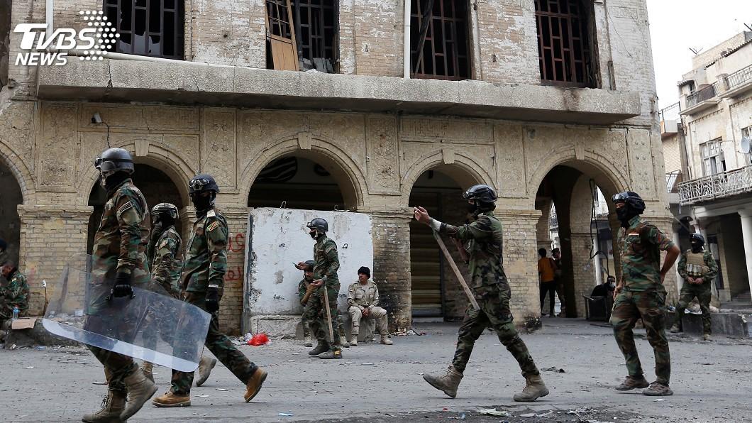 圖/達志影像路透社 伊拉克派系協商總理人選 美籲嚴懲鎮壓過當