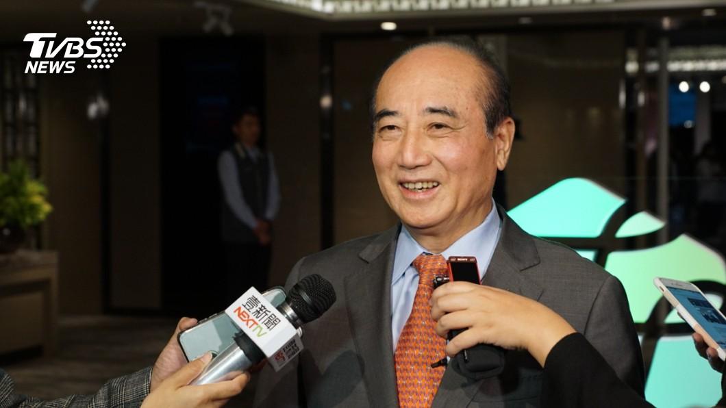 圖/王金平辦公室提供 宋楚瑜嘆「藍營總統人選不對」 王金平:為時已晚