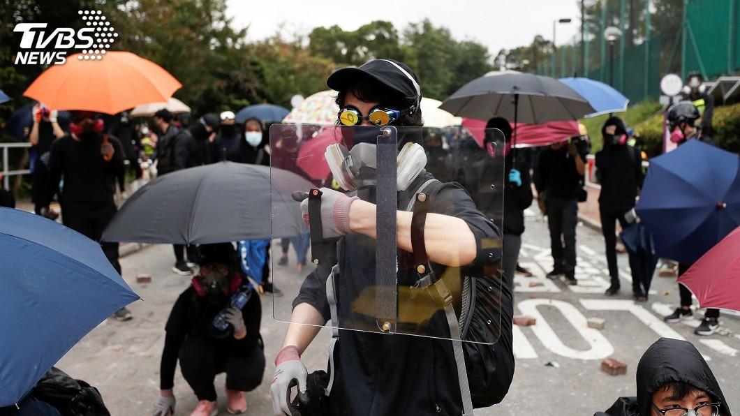 圖/達志影像路透社 中國控美5個NGO介入香港 美國務院批不實指控