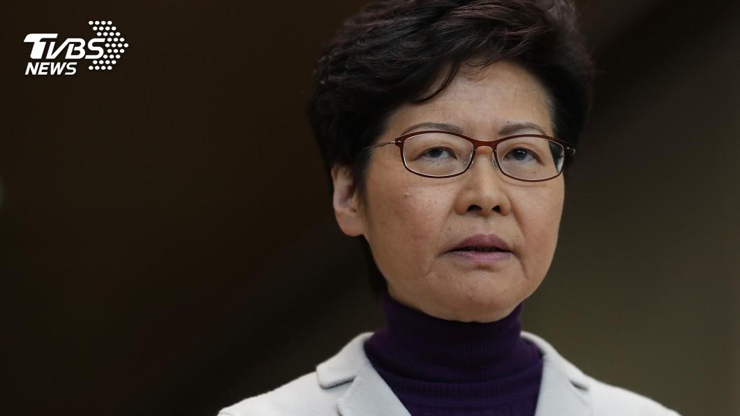 圖/達志影像美聯社 人權法啟動 美議員點名港6官員遭制裁