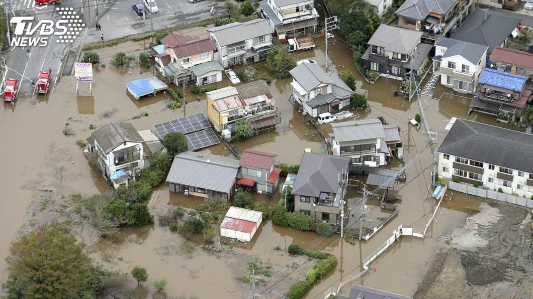 圖/達志影像路透社 氣候變遷加劇極端天氣 窮國富國都遭殃