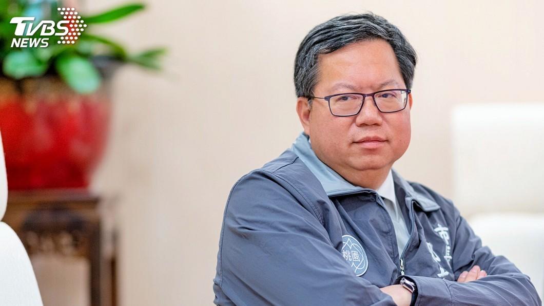 圖/桃園市政府新聞處提供 鄭文燦:韓國瑜缺方向缺內容 蔡總統已掌握優勢