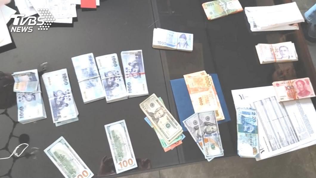 圖/TVBS資料畫面 非法簽賭金37億匯台案 嘉檢起訴博弈大亨