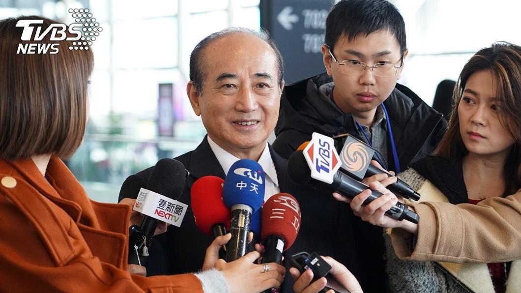 圖/王金平辦公室提供 挺韓國瑜?王金平:絕對支持國民黨,但黨跟人分開