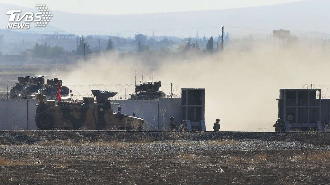 圖/達志影像美聯社 空襲敘利亞錄音曝光! 俄羅斯說謊被揭穿