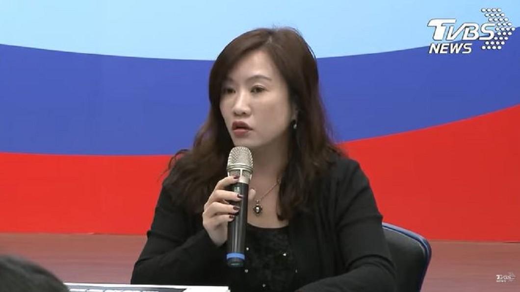 圖/TVBS 請辭遭批落跑 王淺秋嗆:議員愛霸凌才渣男渣女