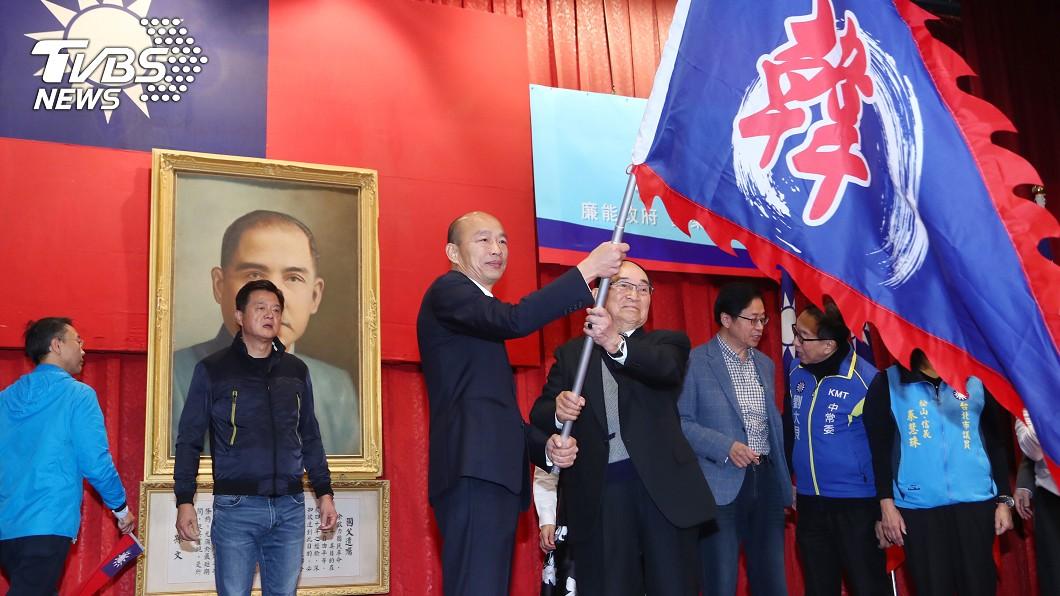 圖/中央社 赴泰需財力證明 韓國瑜:東南亞國家沒將台灣放眼裡