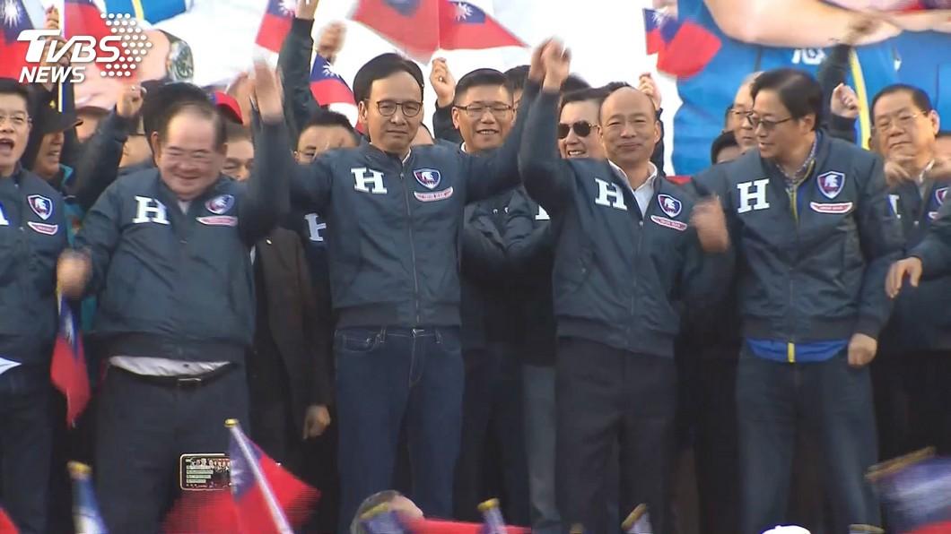 圖/TVBS資料畫面 痛斥抹黃「不入流、下三濫」 韓國瑜:我一定提告!