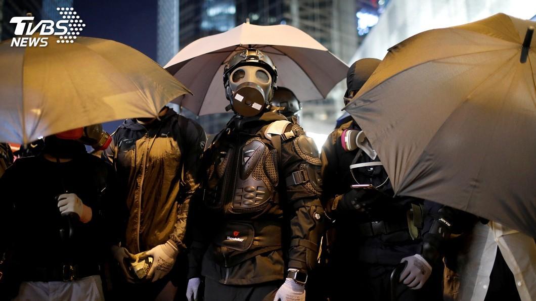 圖/達志影像路透社 反送中示威者秘密逃往台灣 陸委會籲:勿觸法