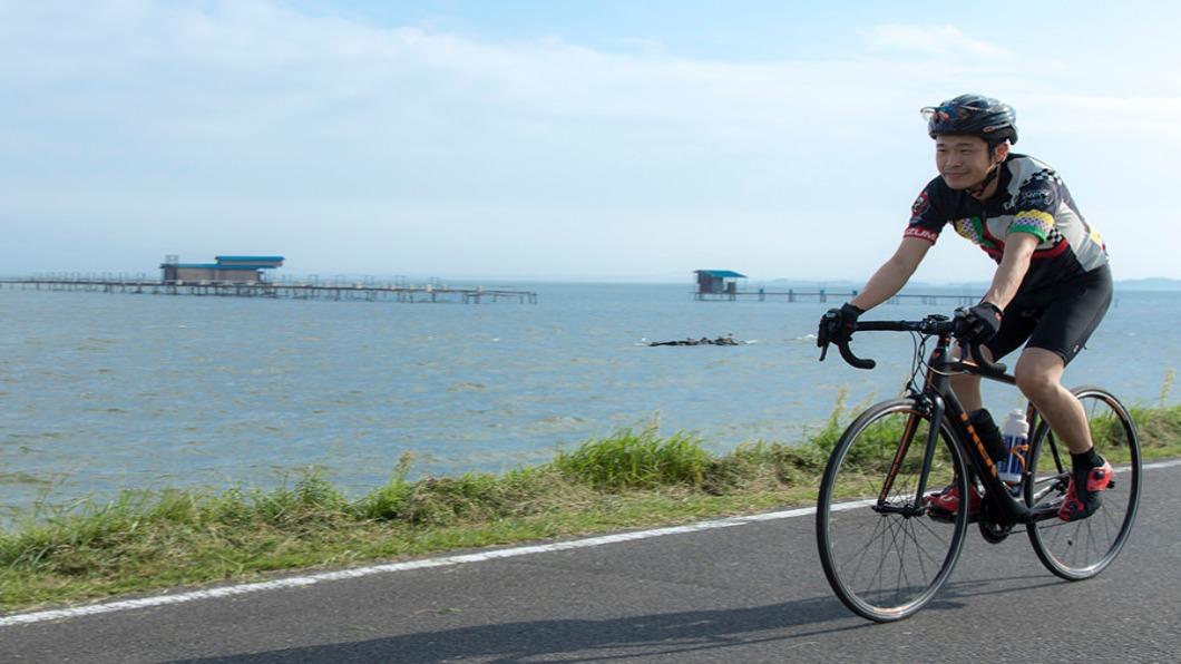 圖/翻攝自 筑波霞浦林林單車道–觀光茨城 網站 日本茨城「林林單車道」 為台車友特製行程