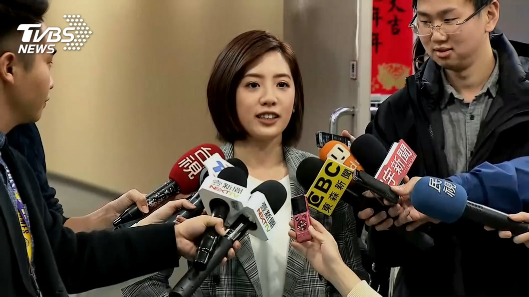 圖/TVBS資料畫面 今日上任!「學姐」黃瀞瑩回鍋還加薪