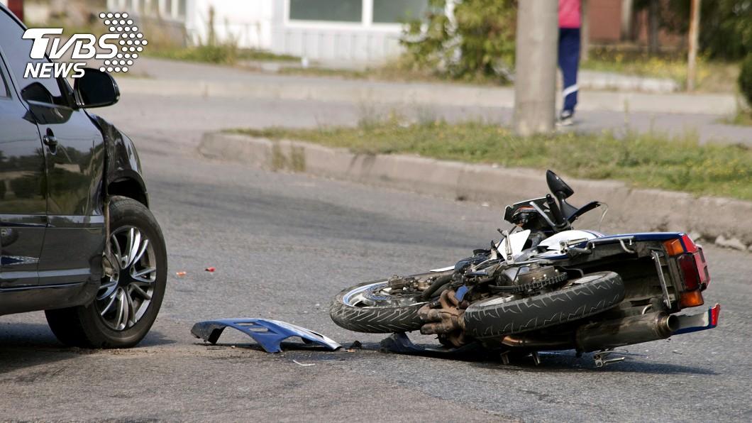 示意圖/TVBS 酒駕逆向撞死騎士逃逸 男找父親幫頂罪下場出爐