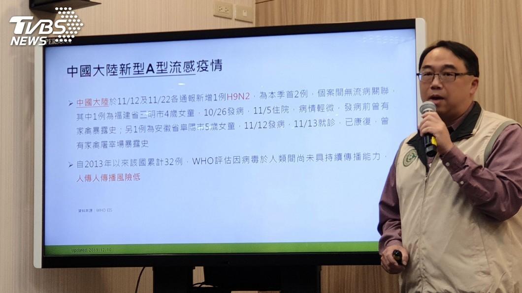 中國2例H9N2流感病例 專家提醒赴中小心