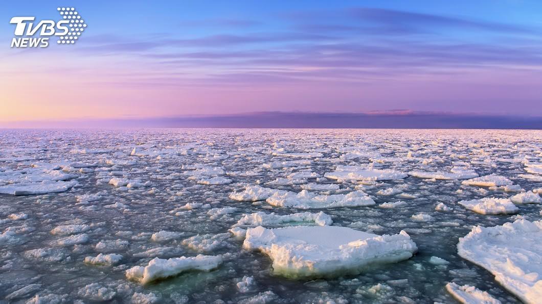 示意圖/TVBS 地球暖化影響 北海道本世紀末恐看不到流冰