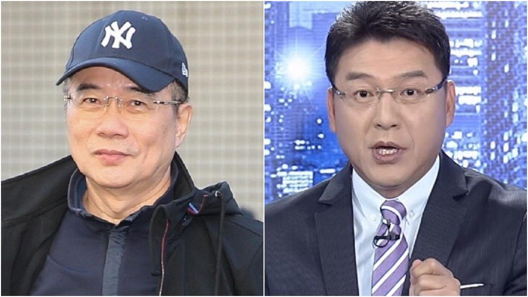 圖/TVBS資料照、翻攝自新聞面對面Youtube頻道 批「謝震武討好綠營狂轟韓」 蔡正元怒號召抵制代言